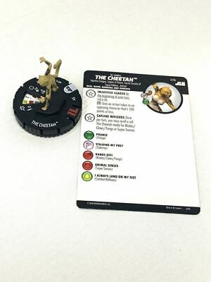 £1.50 • Buy 016 Justice League Unlimited - The Cheetah - Common HeroClix