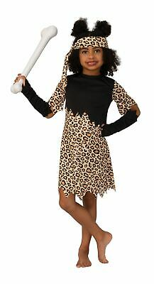 Cave Girl - Large, Fancy Dress Costume • 11.50£