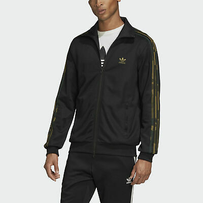 $ CDN58.50 • Buy NEW Adidas Originals Camouflage Track Jacket Men's Size S $80