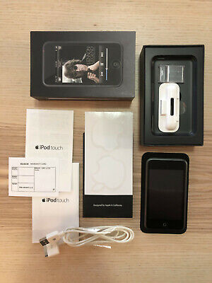 AU500 • Buy IPod Touch 1st Generation 8GB MA623J/B John Lennon Beatles Box - Black JP