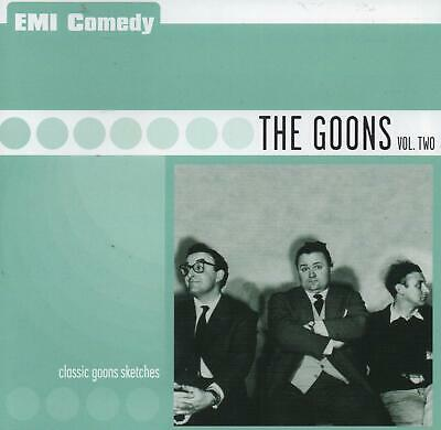 The Goons - Emi Comedy - Vol Two - Goon Show Spike Milligan - New Cd!! • 4.95£