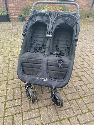 Baby Jogger City Mini GT Double Seat STROLLER • 225£