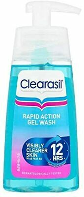 Clearasil Ultra Rapid Action Gel Wash 12 Hours • 8.90£