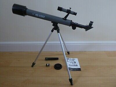 Edu Science Star Tracker Telescope With Tripod - Good Condition & Boxed • 15£