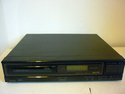 Sanyo CP17 CD Player - HiFi Separate - Tested & Working • 22£