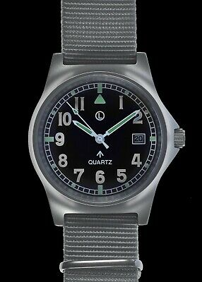 MWC G10 LM Military Watch Sterile Nato Strap, Date, 50m Water Resistance NEW  • 69.99£