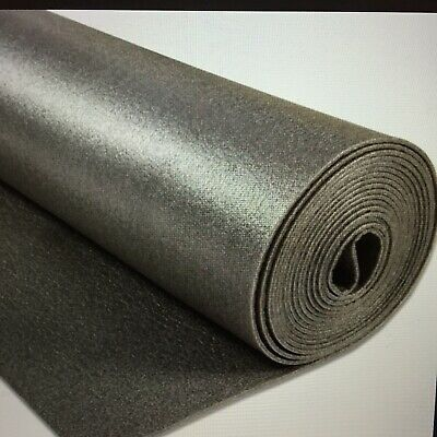 15m2 Roll Of Underlay For Wood/laminate/carpet/artificial Grass • 19.99£