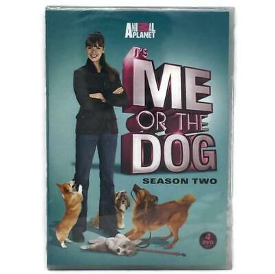 £25.55 • Buy Animal Planet It's Me Or The Dog Season Two 4 DVDs NEW Season 2 NEW