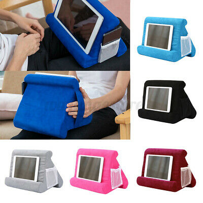 AU17.99 • Buy Lightweight Tablet Pillow Stand For IPad Book Holder Rest Lap Reading Cushion AU
