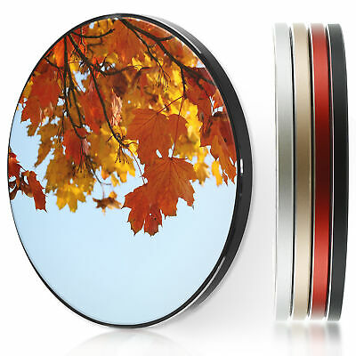 AU44.12 • Buy QI Wireless Charger For Apple Iphone 11/XS/8/Samsung S10/S9 - Orange Tree Leaves