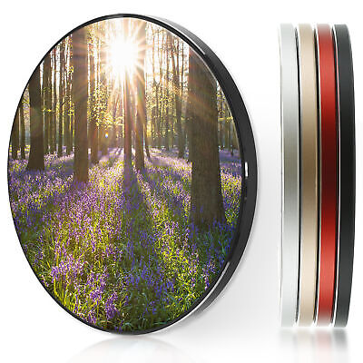 AU44.12 • Buy Wireless Charger For Apple Iphone 11/XS/8/Samsung S10/S9 - Bluebell Wood Trees