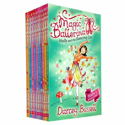 £17.99 • Buy Magic Ballerina Series 10 Books Collection Set By Darcey Bussell (Books 13-22)