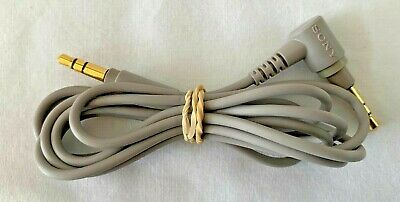 $ CDN16.18 • Buy SONY OEM Genuine  3.5 Mm Audio Cable For MDR-1000X WH-1000XM2 MDR-1000X/C GOLD
