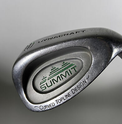 Summit DYNACRAFT Curved Topline Sand Wedge STARTER Golf Club Steel • 7.28£