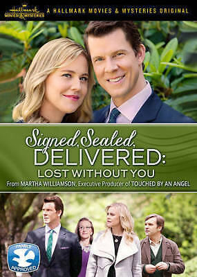 AU18.26 • Buy Signed, Sealed, Delivered: Lost Without You (DVD, 2017)