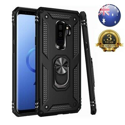 AU9.95 • Buy Shockproof Heavy Duty Magnet Case IPhone 6 7 8 X XS 11 Samsung S7 S8 S10 S20+ FE