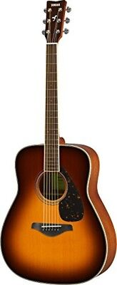 AU842.21 • Buy YAMAHA Acoustic Guitar FG SERIES Brown Sunburst FG820BS