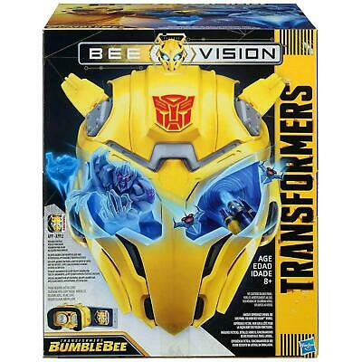 £24.99 • Buy Transformers Bee Vision AR Mask Goggles Augmented Reality Play Bumblebee Age 8+