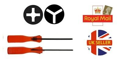 Nintendo Tri-wing And Phillips Screwdrivers For Switch, Gameboy,nes,snes,n64  • 1.79£