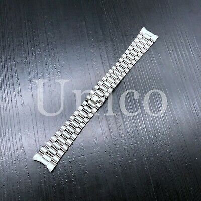 $ CDN50.43 • Buy President Watch Band Bracelet For Rolex Datejust 20mm Stainless Steel Solid Link