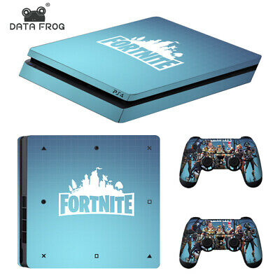 AU29.99 • Buy Battle Royale PS4 Pro Console Skin Decal Sticker And 2 Controllers PS4 Skin
