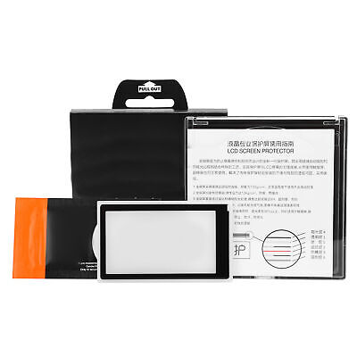 $ CDN14.48 • Buy LCD Display Screen Protective Film Scratch Resistant For Sony A6300/A5000 Camera