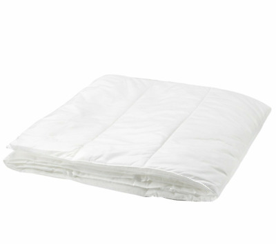 IKEA Silvertopp Summer Duvet 4Tog Single 200x150cm Very Comfy Machine-Washable • 7.95£