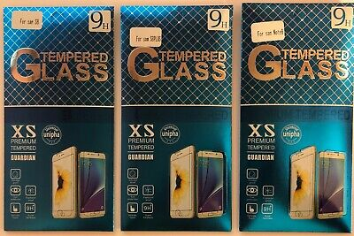 AU3.19 • Buy NOT FULL SCREEN Samsung S8/S8Plus/Note8 Premium Tempered GLASS Screen Protector