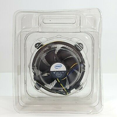 $ CDN27.44 • Buy Open Box Genuine Intel Heatsink Cooler Fan For Core I7-970 I7-960 I7-950 LGA1366