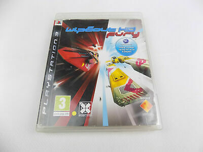 £41.66 • Buy Mint Disc Playstation 3 Ps3 WipEout HD Fury Free Postage