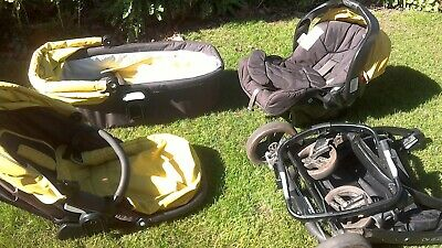 Graco Evo 3-in-1 Baby Travel System NORTH YORKSHIRE Collection Only • 45£
