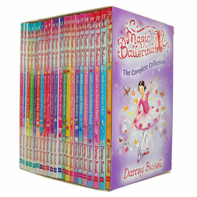£22.99 • Buy Magic Ballerina 22 Books The Complete Collection Set By Darcey Bussell