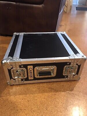 AU180 • Buy 4U Carvin Rack Case, Excellent Condition, Used Twice