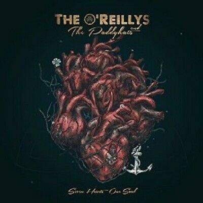 The And The Paddyhats O'reillys - Seven Hearts-one Soul (digipackpak)   Cd New  • 22.99£