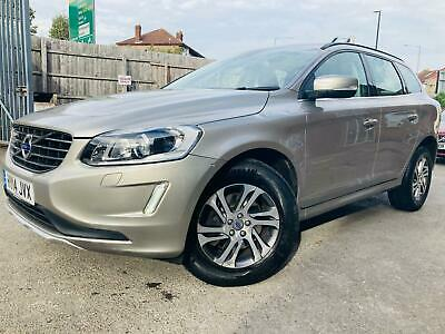 2014 Volvo XC60 2.4 D4 SE Geartronic AWD 5dr Auto SUV Diesel Automatic • 11,995£