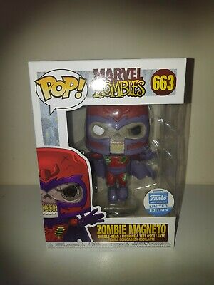 Zombie Magneto Funko Pop Vinyl #663 Marvel Zombies Funko Shop Exclusive X Men • 29.99£