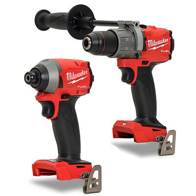 £178.79 • Buy Milwaukee 3rd Gen FUEL M18FPD2-0 Percussion Drill And M18FID2-0 Impact Driver (B