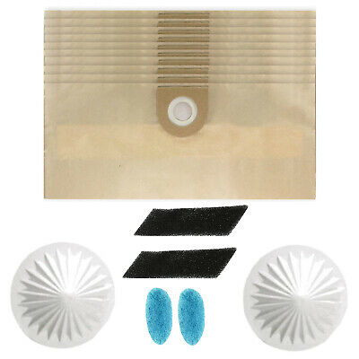 Dust Bags & Filter Kit For VAX 6151SX 6130s 6150 Vacuum Cleaner X 2 • 16.59£