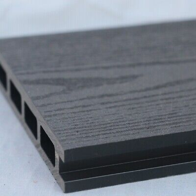 £681.27 • Buy Grey Wood Effect Composite Decking | 35 Board Pack | Covers 14 Square Metres