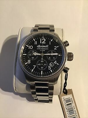 Mens Ingersoll Watch The Apsley Chronograph • 110£