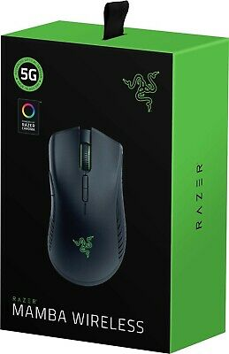 AU99 • Buy Razer Mamba Wireless Gaming Mouse - PC - BRAND NEW (EXPRESS POST)