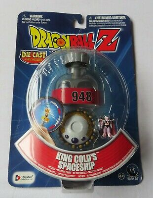 Dragonball Z - King Cold's Spaceship  By Irwin Toys In 2001 • 29.99£