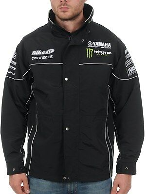 AU88.83 • Buy Bikeit Official Cosworth Yamaha Monster Logo Racing Track / Paddock Jacket SALE
