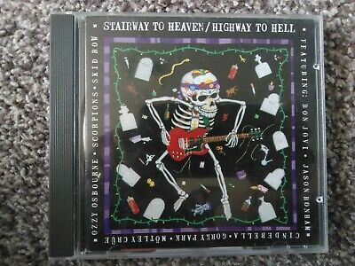 Stairway To Heaven / Highway To Hell CD • 0.99£