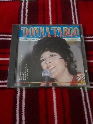 Donna Fargo United States Of America CD • 1.99£