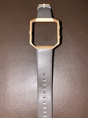 $ CDN8.81 • Buy Fitbit Blaze Leather Band Large Brown