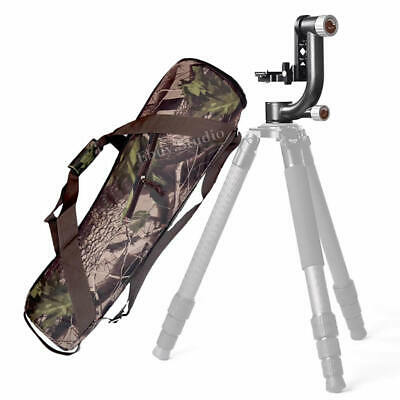 Camouflage 950mm Camera Tripod Carry Storage Bag 37.4  For Manfrotto Velbon • 29.99£