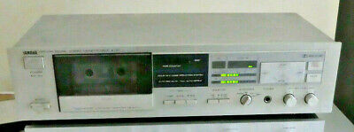 AU124.95 • Buy Vintage Yamaha Natural Sound Stereo Casette Deck K-07 | Great Working Condition!