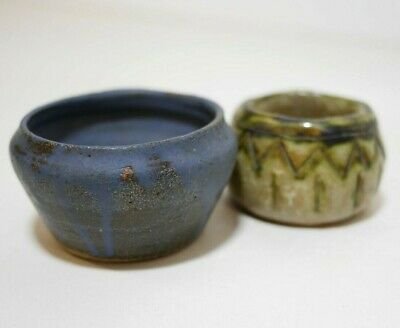 Two Pieces Of Vintage Studio Pottery • 0.99£