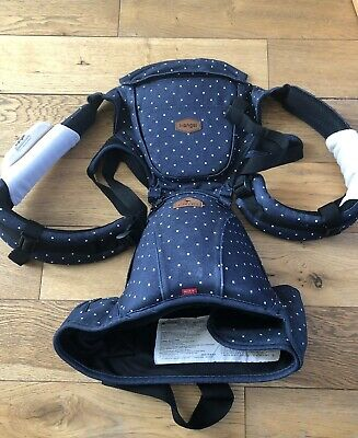 Original - I-angel Hipseat Baby Carrier In Denim, Best Carrier Ever!!! • 39.90£